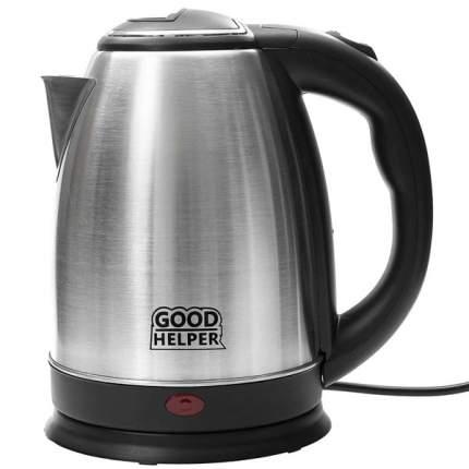 Чайник электрический Goodhelper KS-18B02 Black/Silver