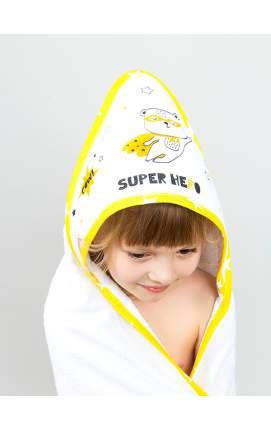 """Детское полотенце с капюшоном """"Супер герой"""""""