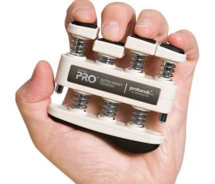 Тренажер X-heavy Prohands Pro 15003, белый