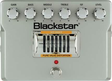Педаль эффектов для гитары Blackstar Ht-dist, ламповый дисторшн