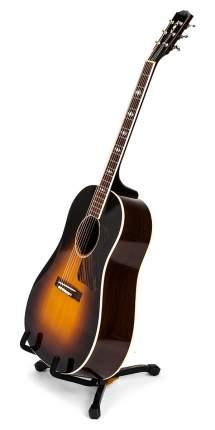 Стойка мини для акустической гитары Hercules Gs401bb, с чехлом