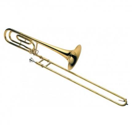 Тромбон с квартвентилем Bb J. Michael Tb-550m в кейсе