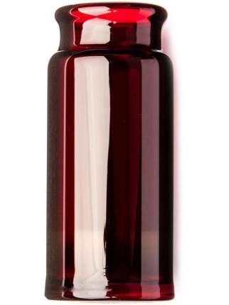 Слайд стеклянный в виде бутылочки Dunlop 277 Red Blues Bottle Regular Medium, красный