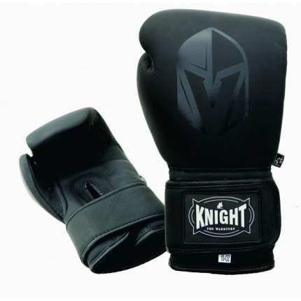 Боксерские перчатки Excalibur K005 черные 10 унций