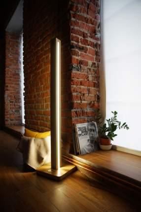 Светильник светодиодный напольный из массива древесины BU-1701N