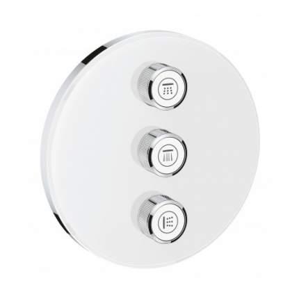Вентиль для душа на 3 потребителя, белый Grohe Grohtherm SmartControl 29152LS0