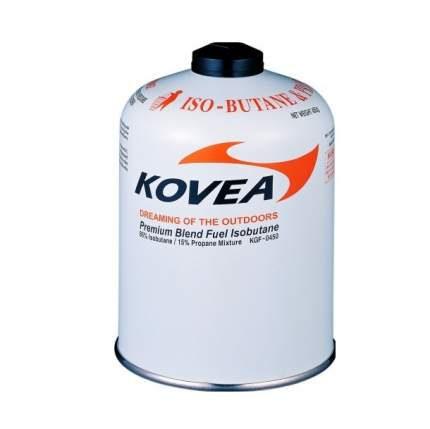 Баллон KOVEA вес 450г (изобутан/пропан 70/30)
