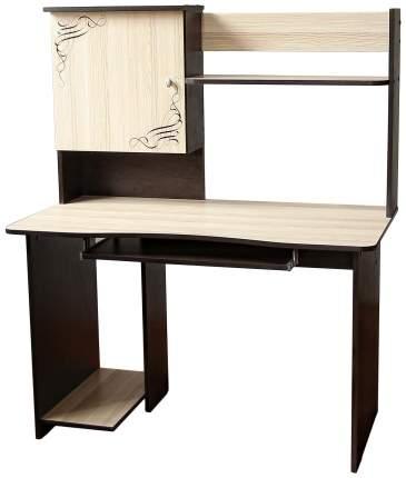 Компьютерный стол Бител СК-6 BTL_SK-6, бежевый/коричневый