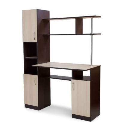 Компьютерный стол Бител СК-7 BTL_SK-7, бежевый/коричневый