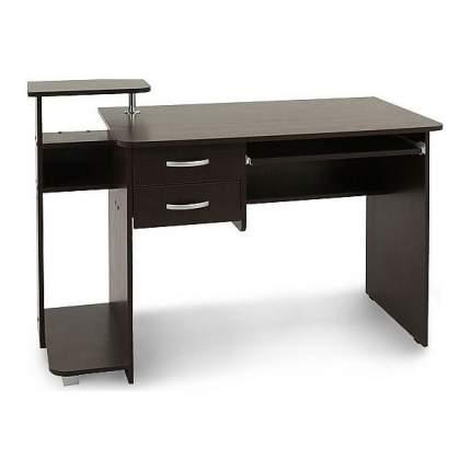 Компьютерный стол Mebelson Ирбис MBS_CK-009_3, венге