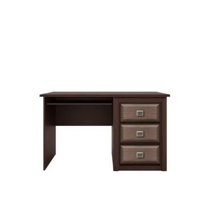 Компьютерный стол BlackRedWhite Коен BIU/130 BRW_70002204, сосна натуральная/ясень снежный
