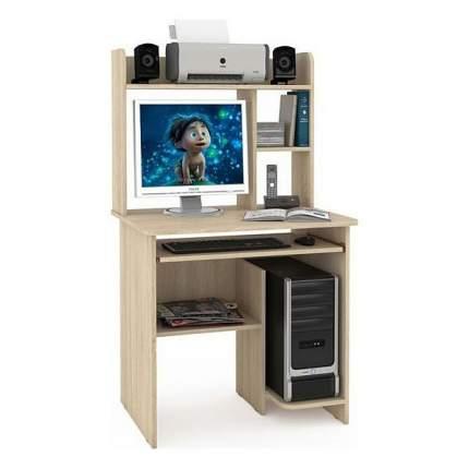 Компьютерный стол Mobi Комфорт 3 СК MOB_76616, дуб сонома