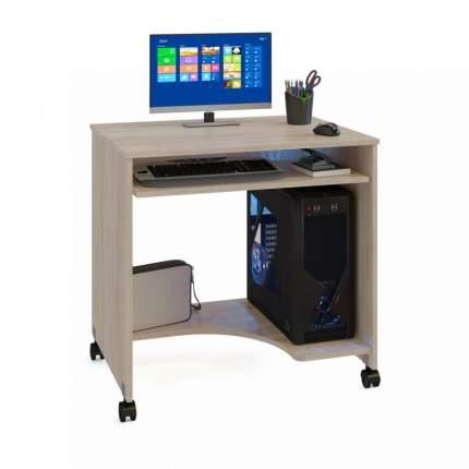 Компьютерный стол СОКОЛ КСТ-15 SK_51477, дуб сонома