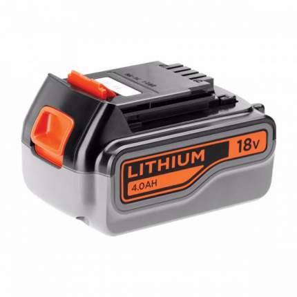 Аккумулятор BLACK+DECKER BL4018, 18 В, 4.0 Ач