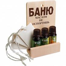 Ароматерапия для бани