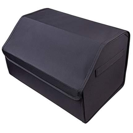 Органайзер в багажник SKYWAY PRACTICE 49*30*30см Брезент Черный
