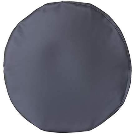Чехол запасного колеса R16, 17 диаметр 77см SKYWAY экокожа Серый