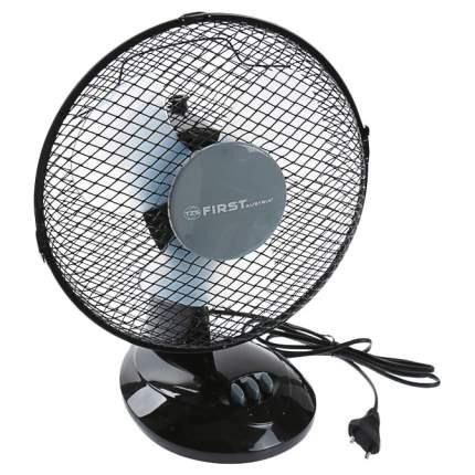 Вентилятор настольный First FA-5550-BA black