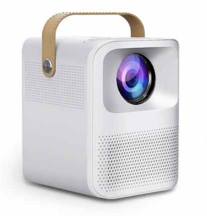 Видеопроектор Everycom ET30W White