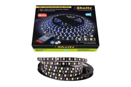 Лента светодиодная Sholtz 5м 14,4Вт/м RGB+W 220В IP65