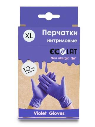 Перчатки медицинские Ecolat 5 пар р.M