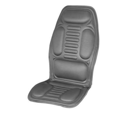 Подогрев сиденья со спинкой  SKYWAY с терморегулятором (2 режима) 116х52см 12V Серый