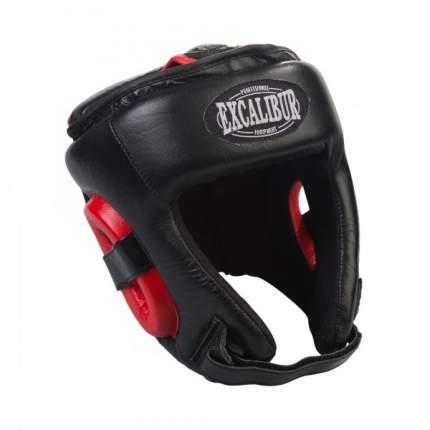 Шлем Excalibur 719 Buffalo, черный/красный, XL