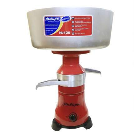 Сепаратор молока Сибирь-120
