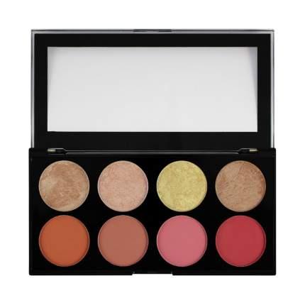 Палетка для макияжа MAKEUP REVOLUTION Blush Palette Goddess 13 г