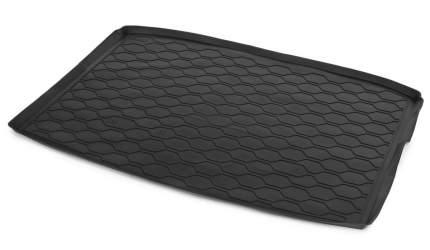 Коврик в багажник RIVAL для Skoda Karoq (передний привод) 2020-н.в., полиуретан 15106002