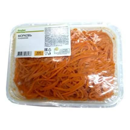 Морковь Каждый день По-корейски 300 г