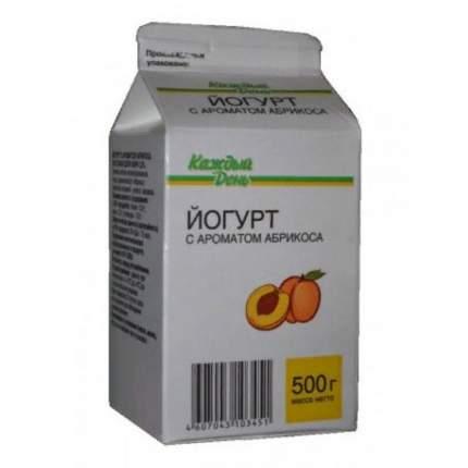 Питьевой йогурт Каждый День абрикос 2,5% 500 г