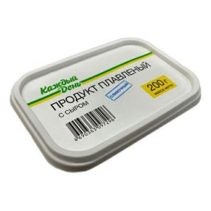Плавленый сыр Каждый День сливочный 50% 200 г