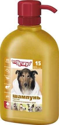 Шампунь-бальзам для собак Mr.Bruno №15 против перхоти и кожного зуда, 350 мл