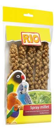 Лакомство для птиц RIO Сенегальское просо в колосьях, 100г