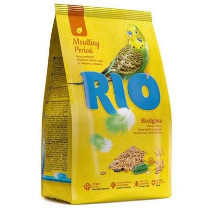 Основной  Корм RIO Budgies для волнистых попугаев в период линьки, 1000 г