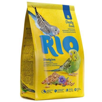Основной корм RIO Budgies для волнистых попугаев 1000 г,