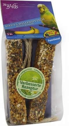 Лакомство для птиц Jr Farm Birdy's Wellensittich, с медом и раковинами устриц, 2 шт