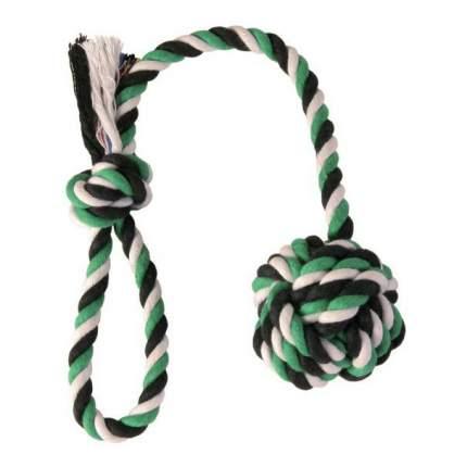Грейфер для собак TRIXIE Denta Fun Веревка с узлом, в ассортименте, 5,5х30 см