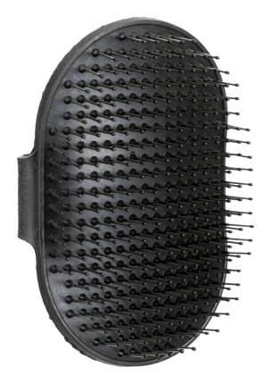 Щетка для собак TRIXIE Care Brush овальная с каплей, для терьеров, 12,5х7,5 см