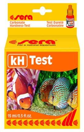 Тест для определения карбонатной жесткости, Sera kH-Test  15 мл