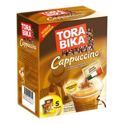 Кофейный напиток Torabika Cappuccino с шоколадной крошкой растворимый 25 г х 5 шт