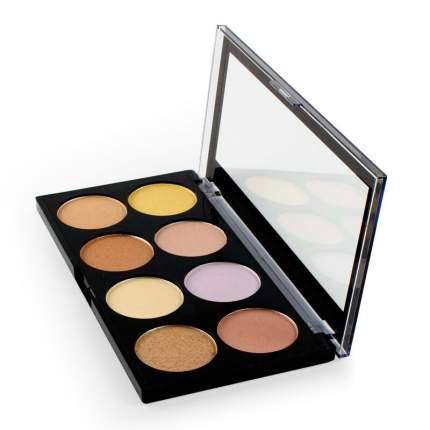 Палетка для макияжа MAKEUP REVOLUTION Ultra Strobe and Light Palette 13 г