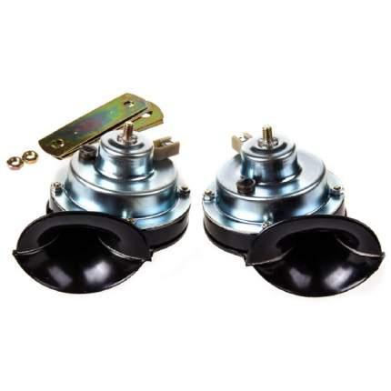 Сигнал звуковой УЛИТКА SKYWAY 009 FOR LADA d=87мм 12V 105dB 2 шт 1-контактный 8,5А