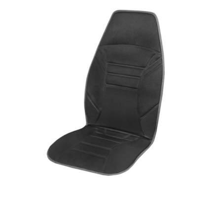 Подогрев сиденья со спинкой  SKYWAY с терморег-м (2 реж) 118х53см 12V Черный 2,5А-3А