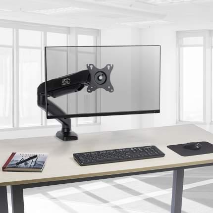 Кронштейн для монитора ARM MEDIA LCD-T21 Black