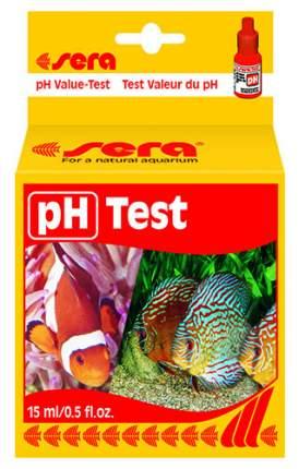 Тест для определения уровня рН, Sera pH-Test  15 мл