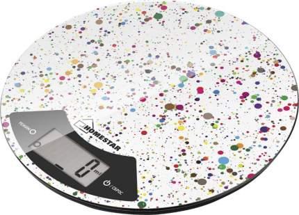 Весы кухонные HomeStar HS-3007S White