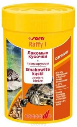 SERA Raffy I кормовая смесь для черепах и ящериц, 100мл