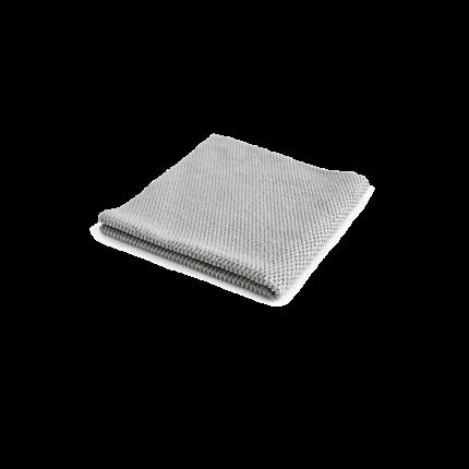 Rice Structure - Салфетка из микрофибры 40*40 см, серая, 290гр/м2, 2 шт. AuTech Au-323